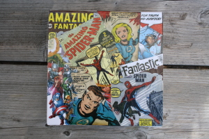 Mixed Media Marvel Comics