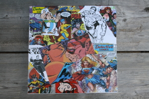 Comics Mixed Media